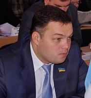 """Главв врач Николаевской """"скорой"""" Максим Бекало"""